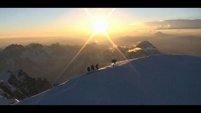 Mont-Blanc-Massiv bald UNESCO-Welterbe?