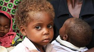 Спасти детей ДРК