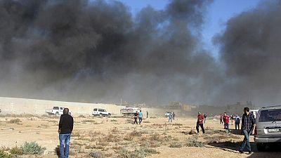 Libye : au moins 12 morts dans une frappe aérienne, selon une source médicale