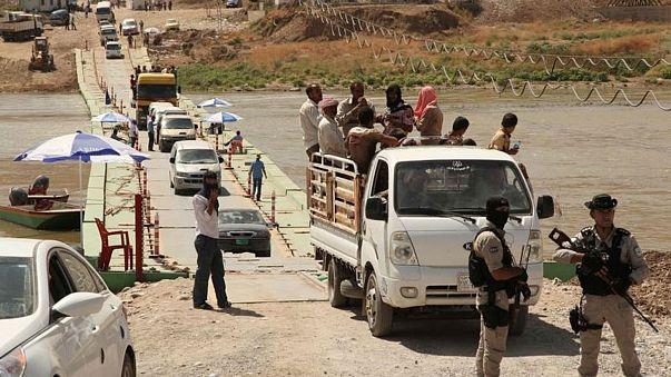 العراق يتسلم السيطرة على المعبر البري الرئيسي مع تركيا