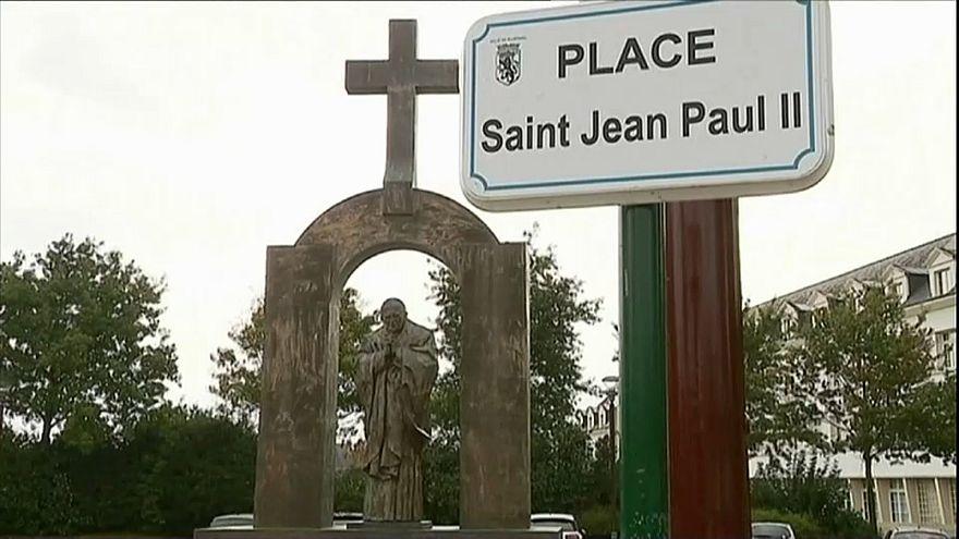 Франция: антикрестовый поход