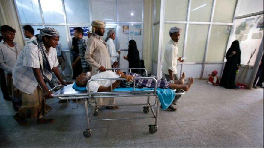 شمار مبتلایان به وبا در یمن کاهش یافته است