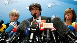 رئیس منطقه کاتالونیا در بروکسل: از عدالت فرار نکردهام
