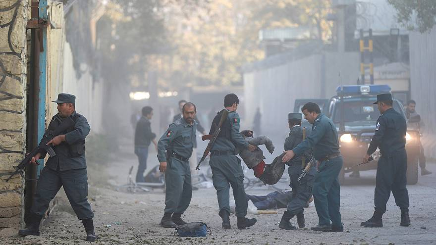 انفجار انتحاری کابل دستکم ۱۳ کشته برجای گذاشت