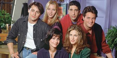 """The cast of """"Friends"""" rose to mega-fame after the series debuted in 1994."""