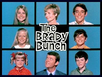 """Watching a rerun of """"The Brady Bunch"""" may trigger happy childhood memories for some viewers."""