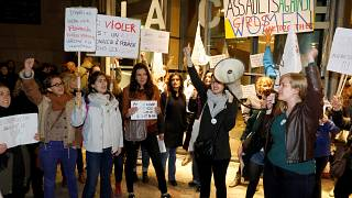 Protestas contra Polanski en París