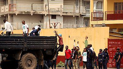 RDC : neuf activistes anti-Kabila arrêtés à Beni