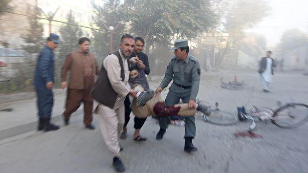 "Kabul: Selbstmordattentäter war erst ""12 oder 13 Jahre alt"""