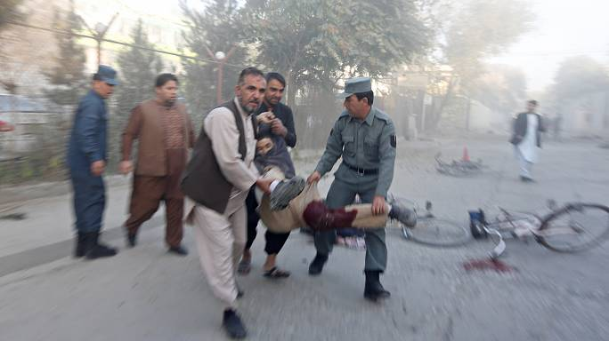 Several dead after blast in Afghan capital
