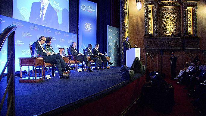 Crans Montana Forum: united against terrorism