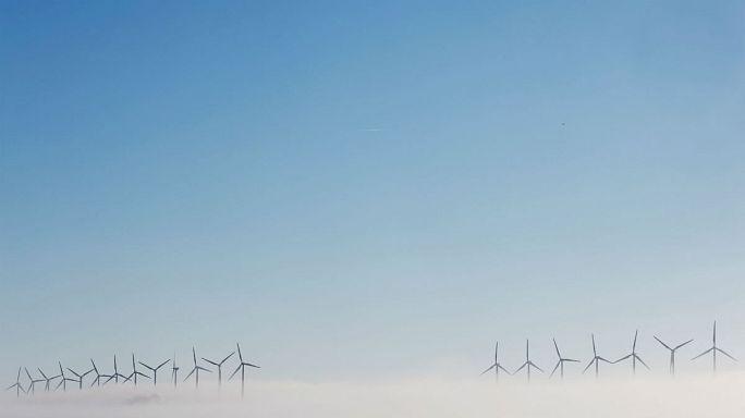 Europe generates record-breaking amount of wind energy