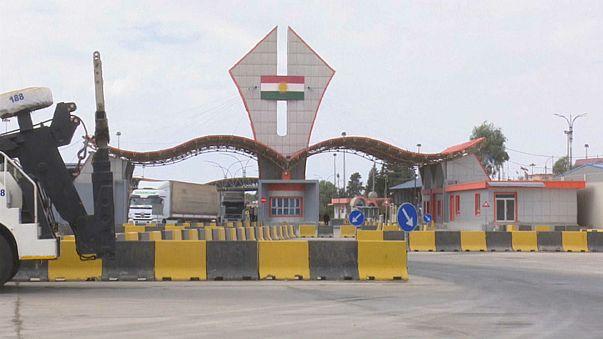 Habur'da sınır kontrolü belirsizliği