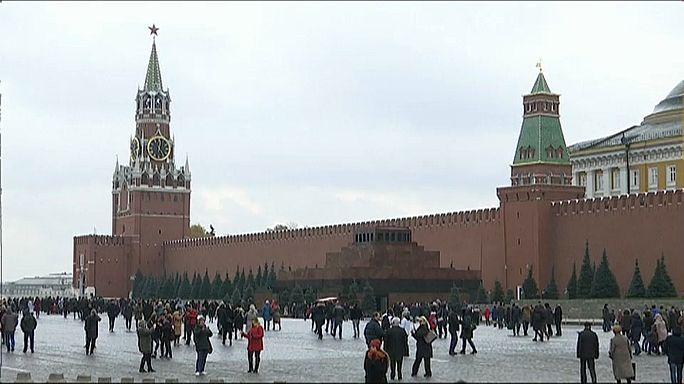 Russland weist weiter jede Verwicklung in die US.-Wahlen zurück