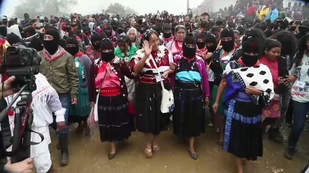 """""""MaryChuy"""" gera furor nos indígenas mexicanos"""