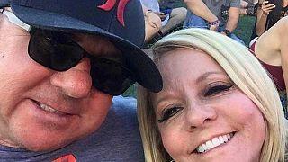 Las-Vegas-Überlebende Lorraine (53†) und Dennis (52†) sterben bei Autounfall