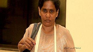 عاملة سريلانكية تعود ثرية الى بلادها بعد 17 عاماً من المعاناة في السعودية