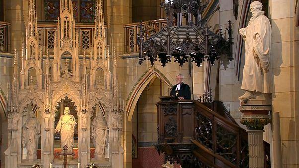 A reformáció kezdetére emlékeztek Wittenbergben