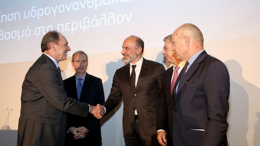 Ιόνιο: Υπεγράφη η σύμβασης παραχώρησης του οικοπέδου 2