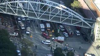 New York: veicolo piomba su una pista ciclabile, almeno 8 morti