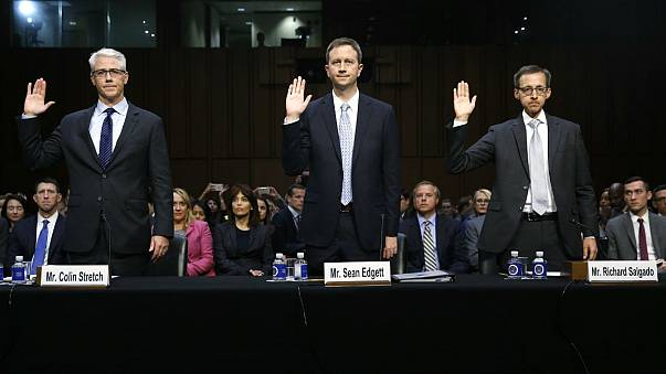 Russiagate: Facebook, Twitter e Google sentiti dal Congresso americano