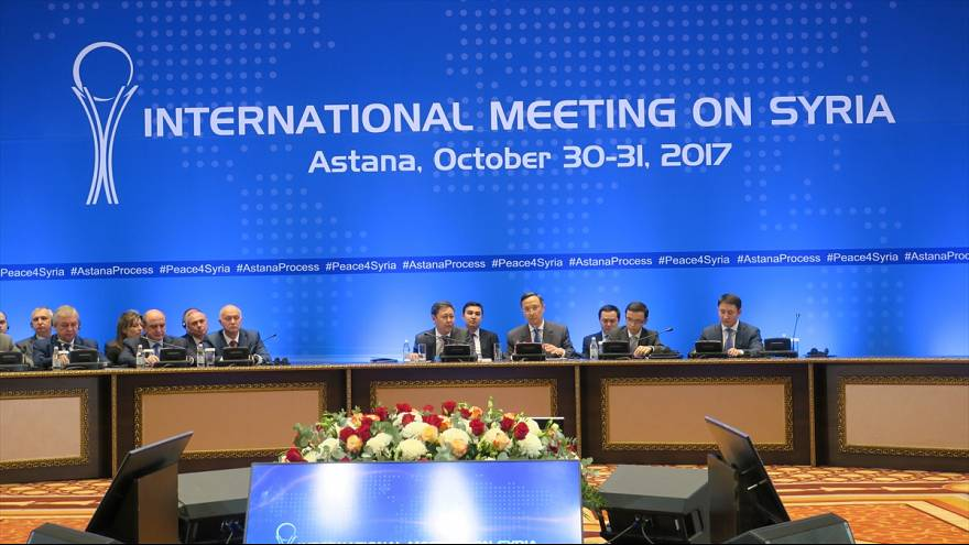 Astana'dan Suriye konferansı kararı çıktı