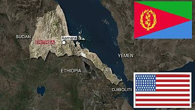 U.S. issues Eritrea security message as protests and gunfire hit Asmara