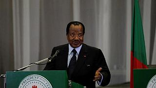 Cameroon military court hands 25 year jail term to critic of president Biya