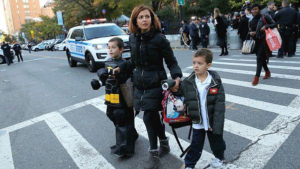 """""""Tragödie größten Ausmaßes"""": Anschlag in New York"""