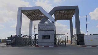 Filistin Uzlaşı Hükümeti Refah Sınır Kapısı'nın kontrolünü devraldı