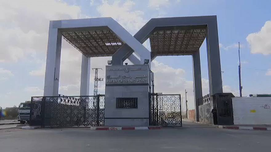 Contrôle des frontières : jour J à Gaza
