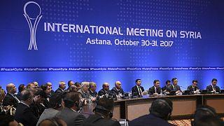 بیانه مذاکرات صلح سوریه در آستانه: حمایت از پیشنهاد روسیه برای گفتگوی ملی
