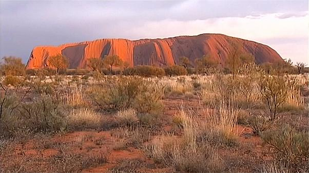 Ayers Rock closed to climbers from 2019