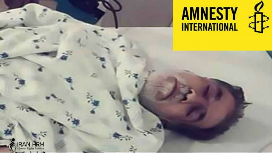 بیش از ۹۰ روز اعتصاب غذای محمد نظری؛ هیچکس پاسخگو نیست