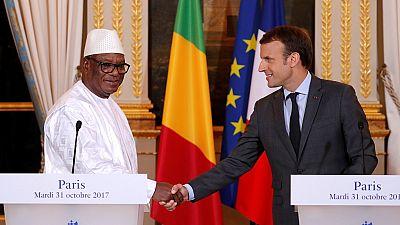 """Sahel - Lutte contre le """"terrorisme"""" : le Mali et la France saluent l'engagement des Etats-Unis"""
