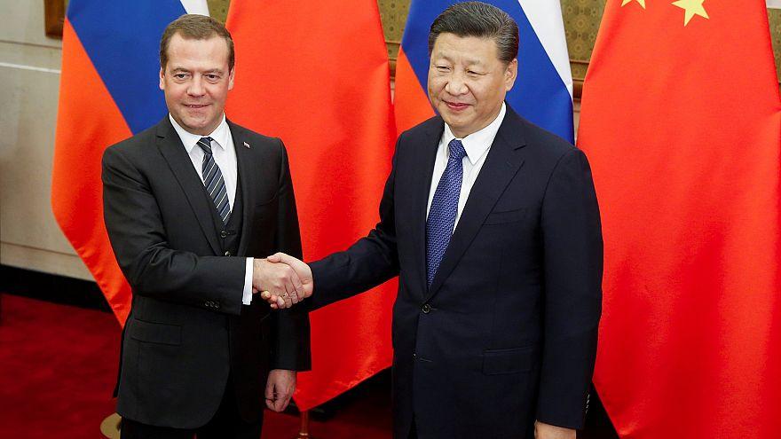 Россия и Китай могут объединить платёжные системы