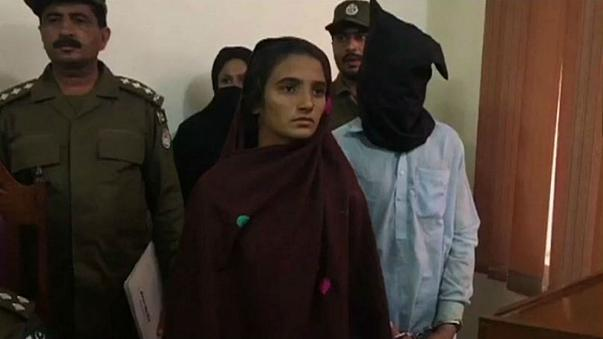 Pakistani woman charged with murder after allegedly poisoning husband's milk to escape arranged marriage
