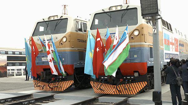 La ligne Baku-Tbilisi-Kars inaugurée
