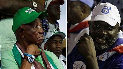 Liberia : la justice met le second tour en suspens