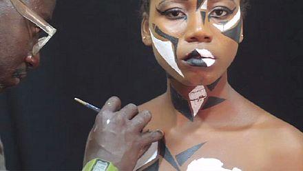 Le Body-Painting: culture ancestrale