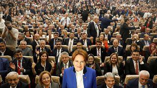 Gezici'nin anketine göre İyi Parti'nin oy oranı yüzde 19.5
