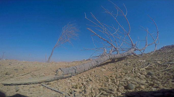 Jordânia: Um dos países mais secos do mundo