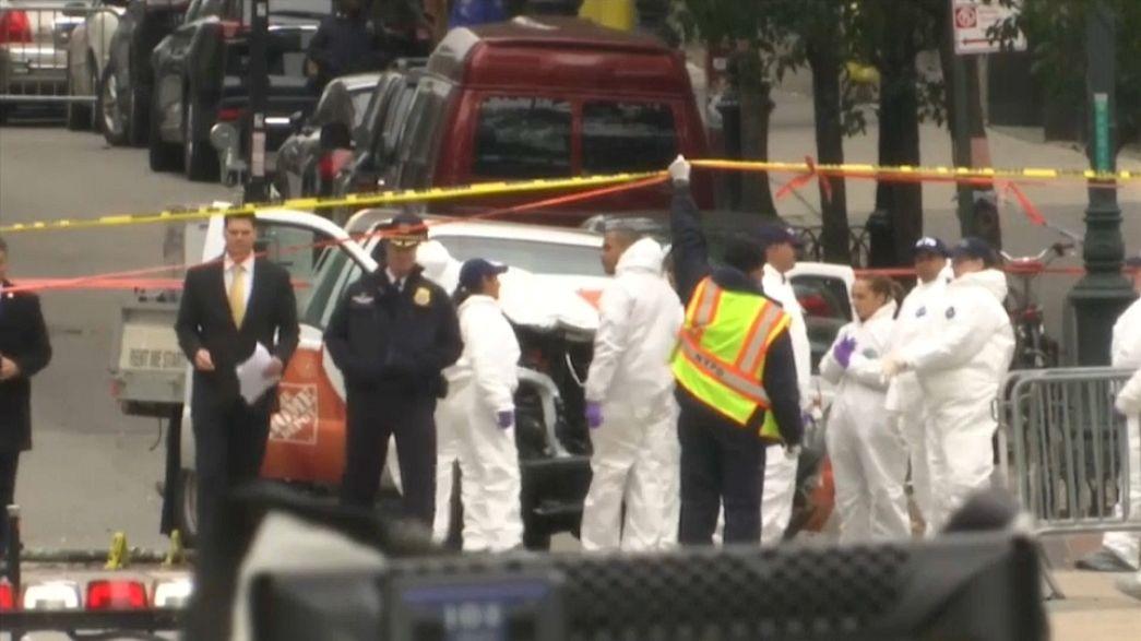 Manhattan saldırısında IŞİD şüphesi