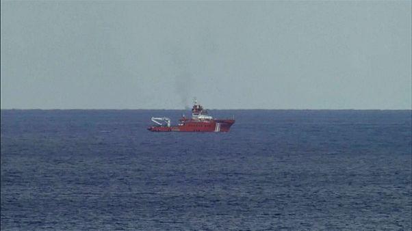 Şile'de Türk kuru yük gemisi battı