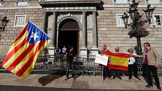 """Diario: las primeras horas de la """"República Catalana"""""""