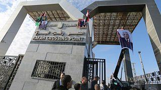 کنترل گذرگاههای مرزی غزه به فتح واگذار شد