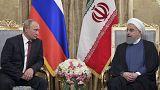پشت پرده سفر پوتین به تهران