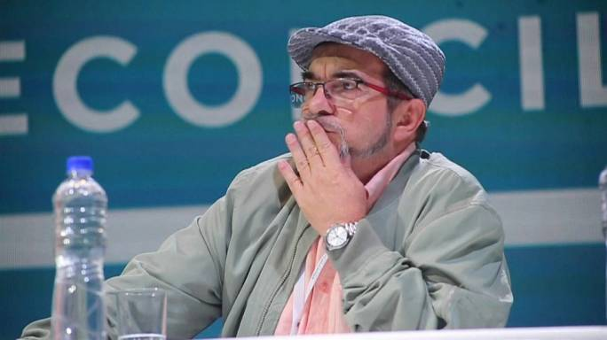 'Timochenko' será el candidato de las FARC a las presidenciales colombianas