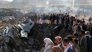 اليمن: غارة جوية تقتل 26 شخصا على الأقل