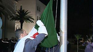 الجزائريون يحتفلون بالذكرى 63 لثورة التحرير